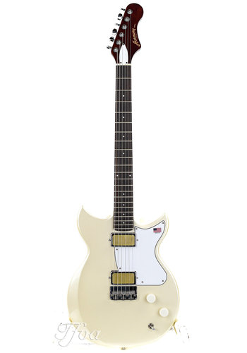 Harmony Harmony Rebel Pearl White B Stock