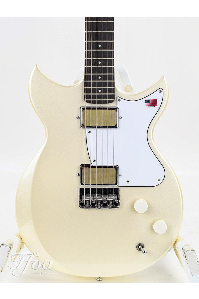 Harmony Rebel Pearl White B Stock