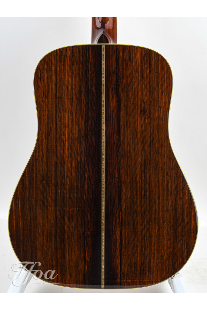 Bourgeois Ricky Skaggs Dreadnought Rosewood Spruce 1997