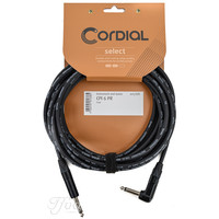 Cordial CPI6PR Select Guitar Cable Straight 6M