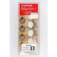 Gotoh M120 Gold Mandolin Tuners