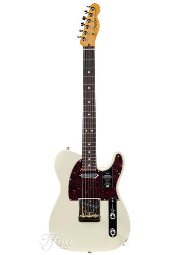 Fender Fender American Pro II Telecaster RW Olympic White