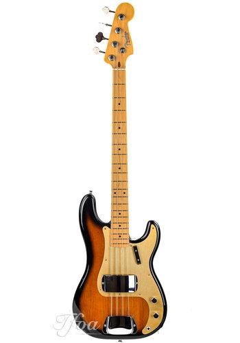 Fender Fender American Original 50s Precision Bass Sunburst 2018