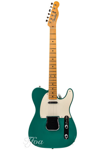 Fender Fender Custom Shop NAMM  1950s Telecaster NOS One-Off Biscay Green 2005