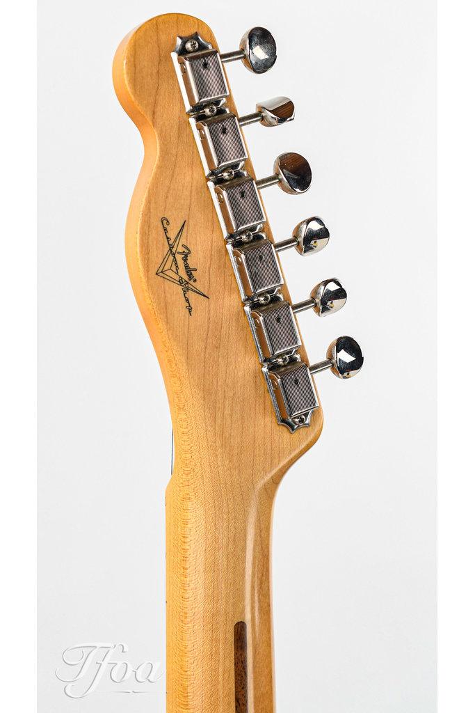 Fender Custom Shop NAMM  1950s Telecaster NOS One-Off Biscay Green 2005