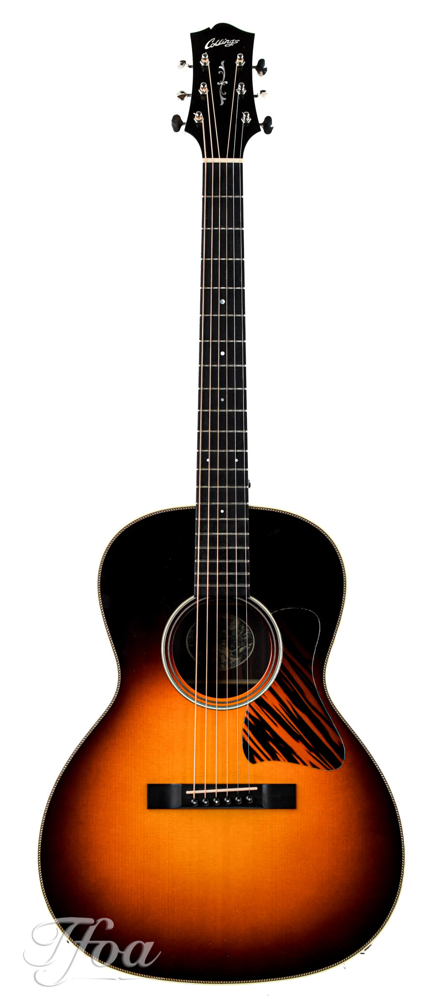 Collings C10 Custom Adirondack Indian Rosewood 2016