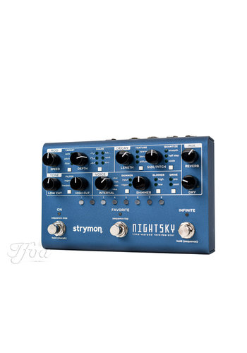 Strymon Strymon Night Sky Time Warped Reverberator