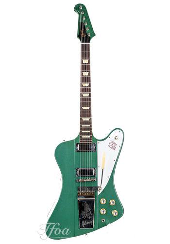 Gibson Gibson 1963 Firebird V Inverness Green Maesto VOS