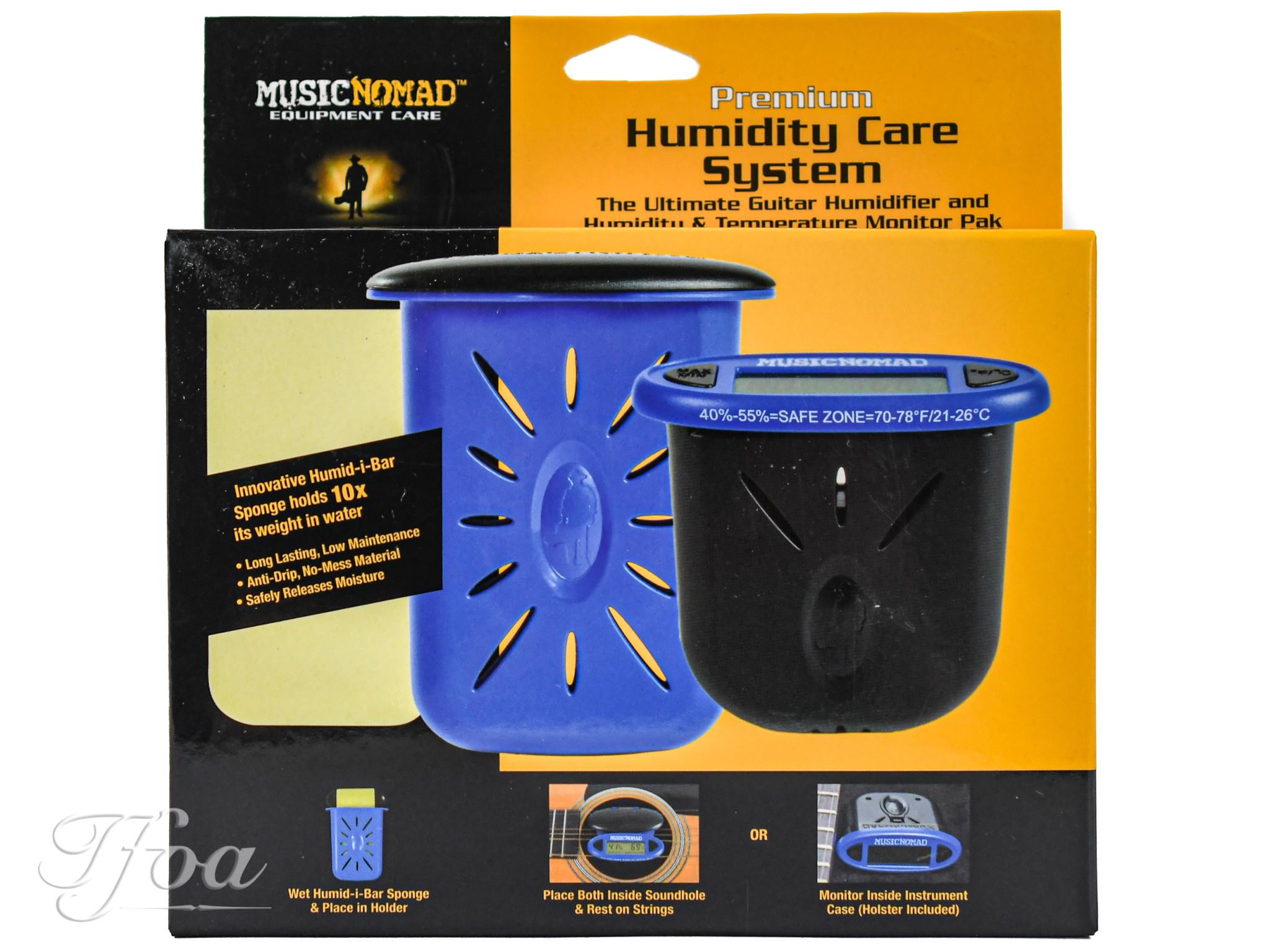 Music Nomad MN306 Premium Humidity Care System