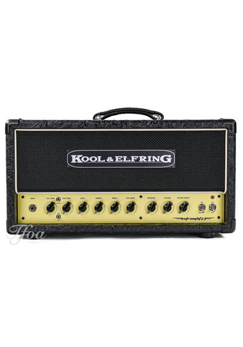 Kool & Elfring Straight Eight 50 Watt Head NOS