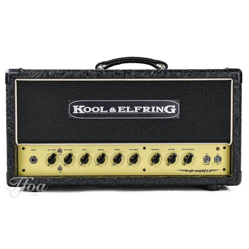 Kool & Elfring Straight Eight 50 Watt Head NOS