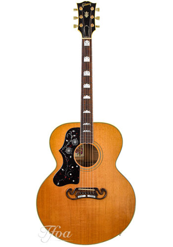 Gibson Gibson SJ200 Natural Centennial 1994 Lefty