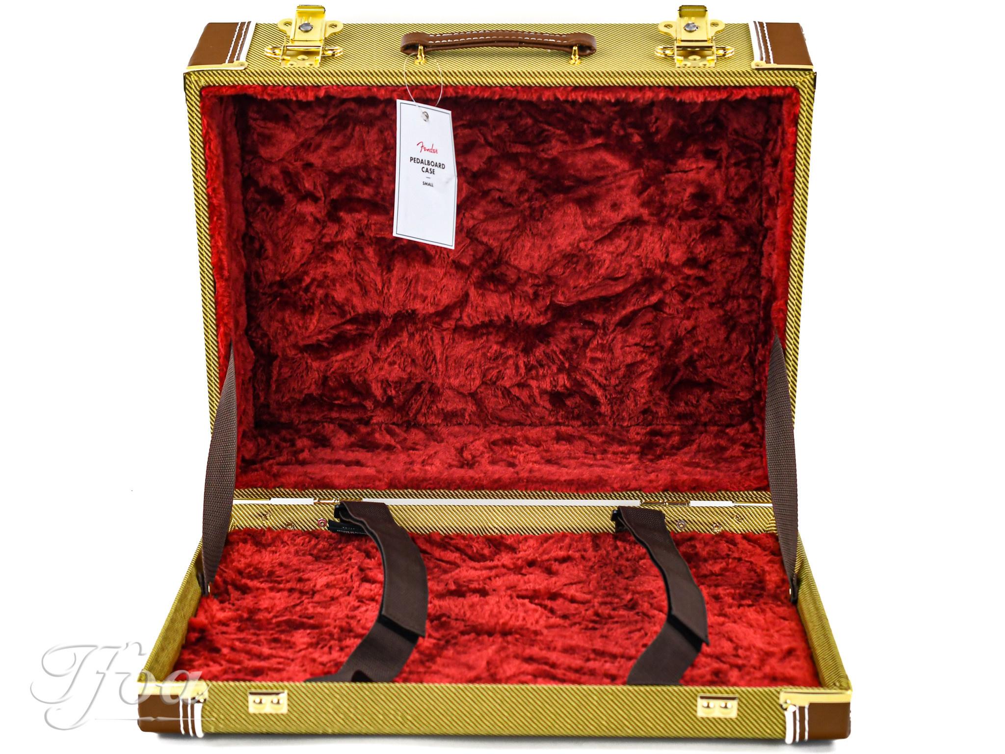 Fender Tweed Pedalboard Case S
