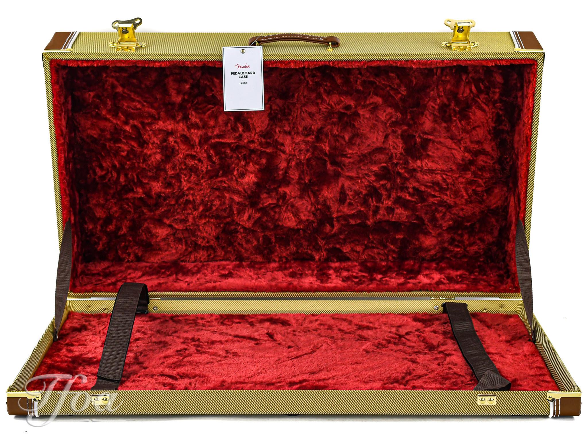 Fender Tweed Pedalboard Case L