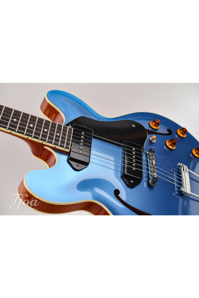 Collings I30LC Pelham Blue