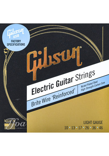 Gibson Gibson Brite Wires Reinforced  010   046