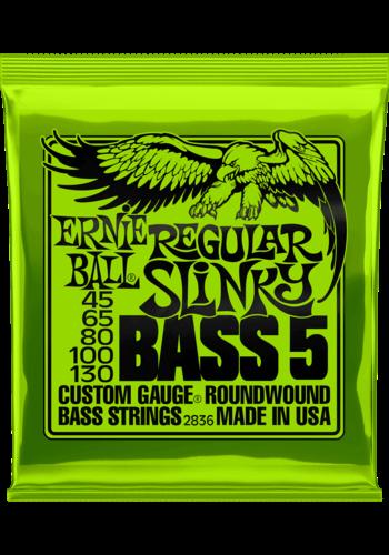 Ernie Ball Ernie Ball 2836 Regular Slinky Bass 5 - 45-130