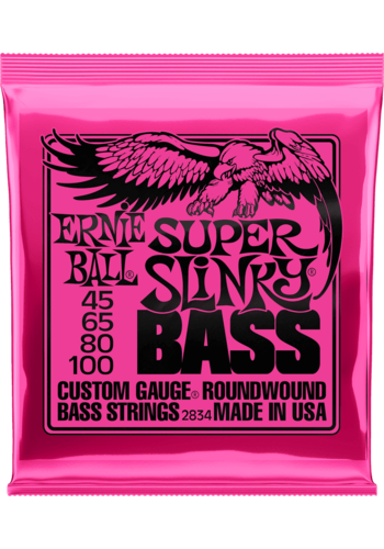 Ernie Ball Ernie Ball 2834 Super Slinky 45-100
