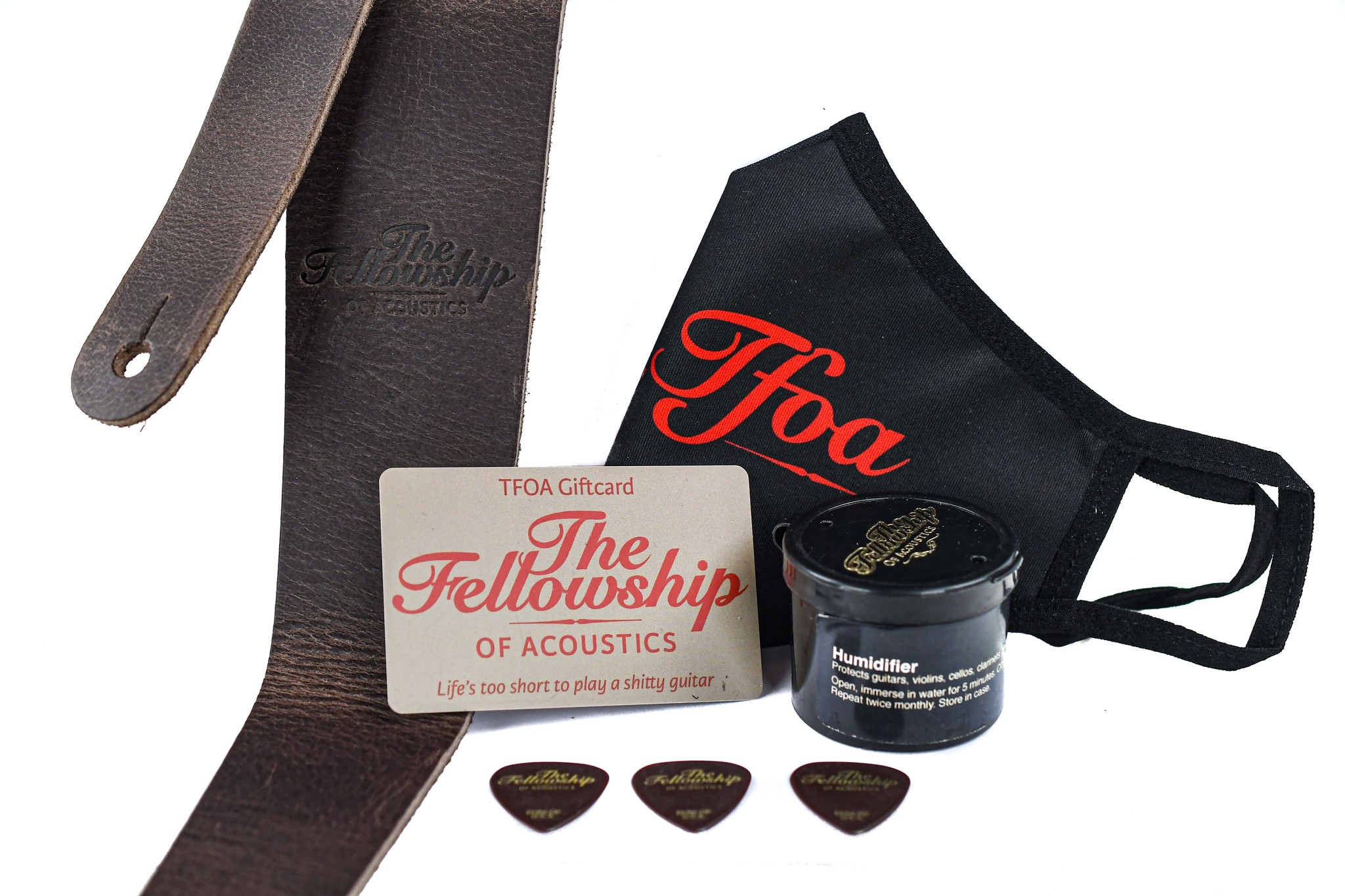 FREE TFOA CARE PACKAGE!