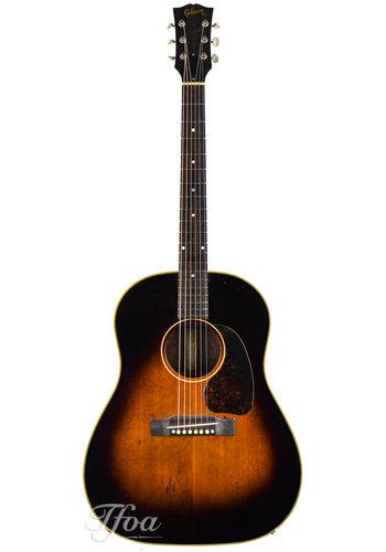 Gibson Gibson J45 Sunburst 1952 Restored