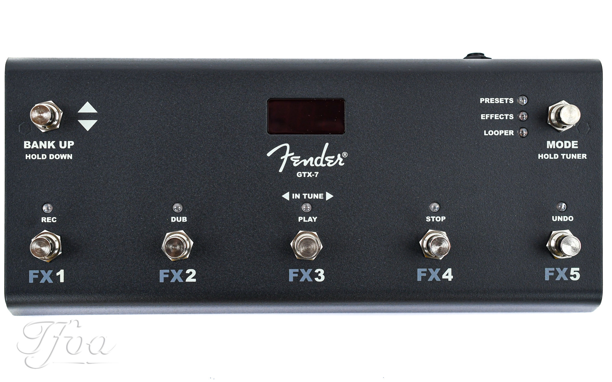Fender GTX 7 Footswitch B-Stock