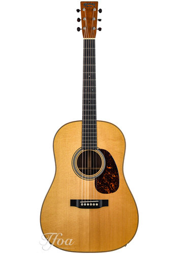 Martin Martin Custom Shop D21 Authentic 12 Fret Madagascar Adirondack 2011
