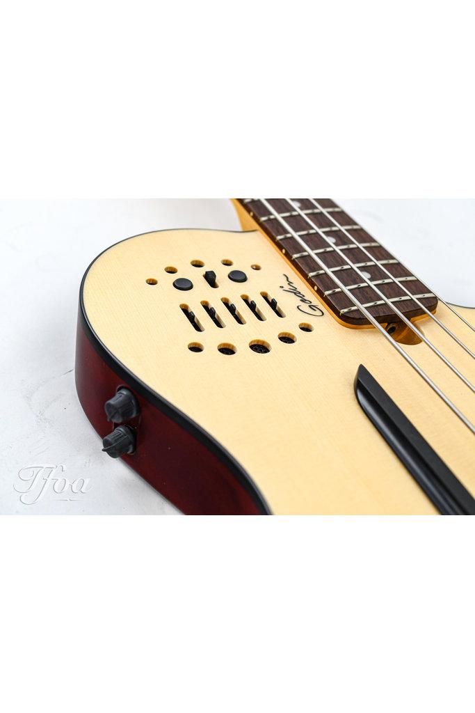 Godin A4 Ultra SA Bass Natural SG