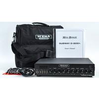 Mesa Boogie Subway D800+ Bass Head