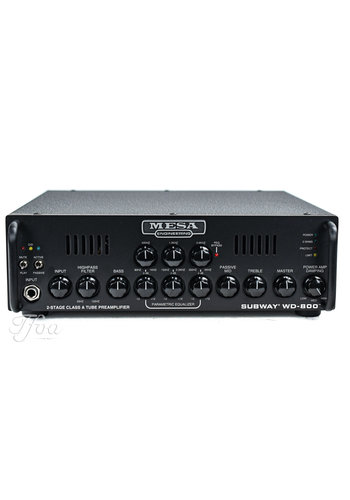 Mesa Boogie Mesa Boogie Subway WD800 Bass Head