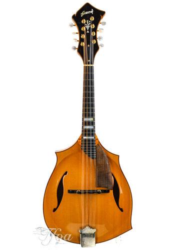 Giacomel Giacomel Jazz 3 Mandolin Natural