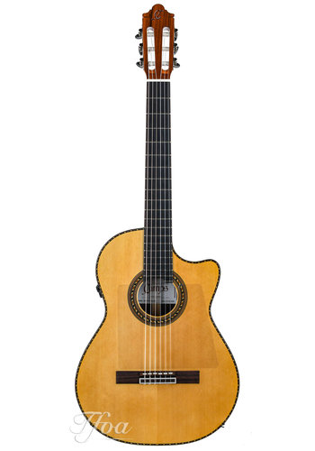 Guitarras Camps Camps 2000 S Flex B  Classical Crossover Nylon Fishman Pickup B Stock