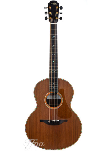 Lowden Lowden S50 Sinker Redwood Madagascar Rosewood 38 Style 2017