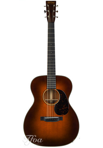 Martin OM18 1933 Authentic Adirondack Mahogany 2014