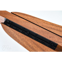 Solid Ground Standard Guitar Stand Sapele