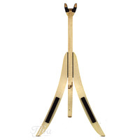 Solid Ground Standard Guitar Stand Curly Maple