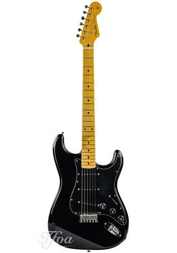 Fender Fender Limited Edition Hardtail Stratocaster Black Japan 2019