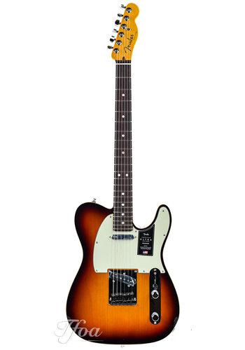 Fender Fender American Ultra Telecaster Rosewood Fingerboard Ultraburst
