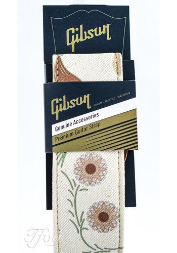 Gibson Gibson Guitarstrap The Hummingbird Premium