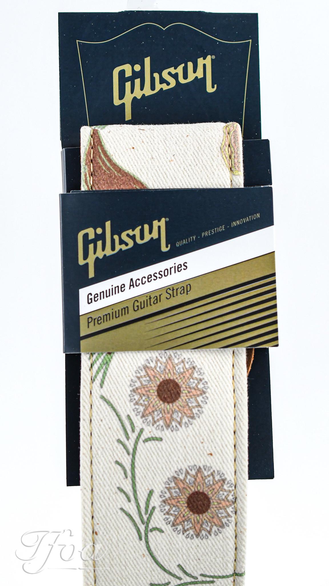 Gibson Guitarstrap The Hummingbird Premium