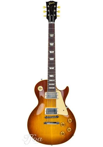 Gibson Gibson 1958 Les Paul Standard Reissue Iced Tea Burst VOS