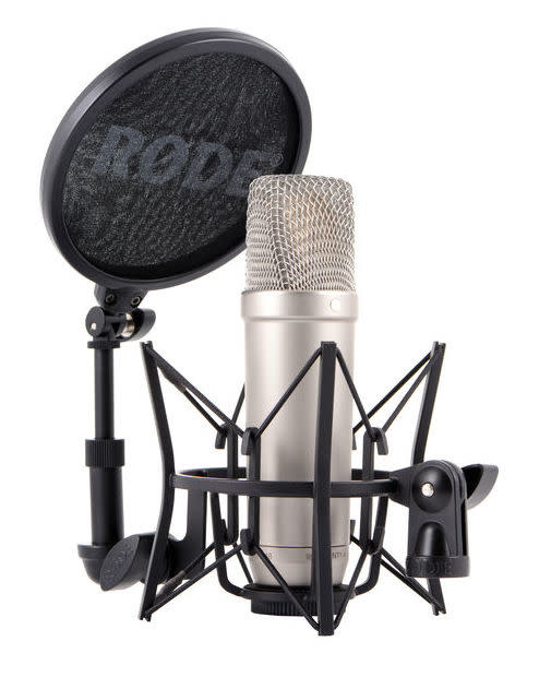 Rode NT1A Complete Vocal Solution