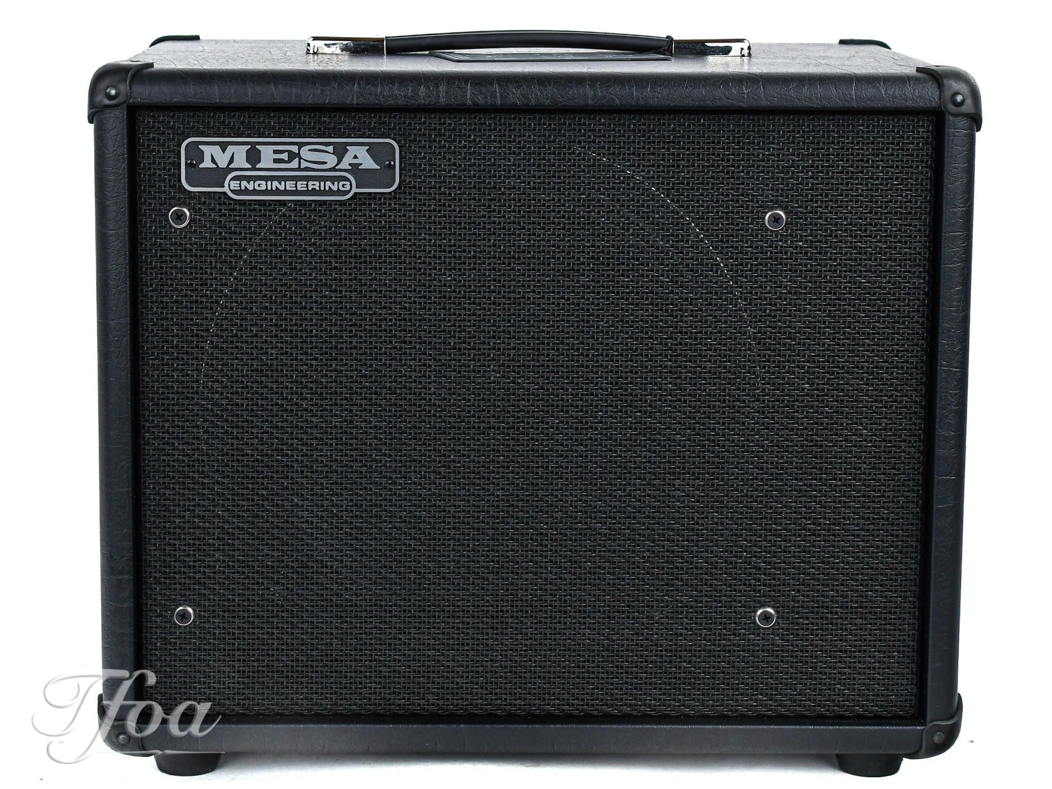 Mesa Boogie 1x12 Thiele Black Cabinet
