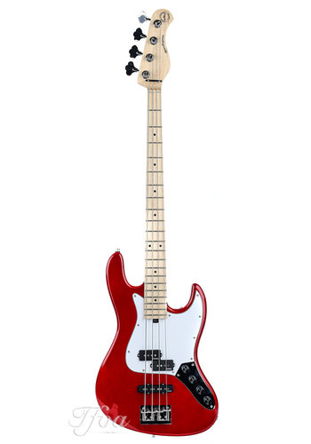 Sadowsky Sadowsky MetroExpress Hybrid PJ Bass 4 Candy Apple Red