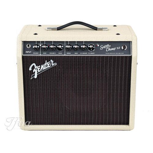 Fender Fender Limited Edition Super Champ X2 Blonde