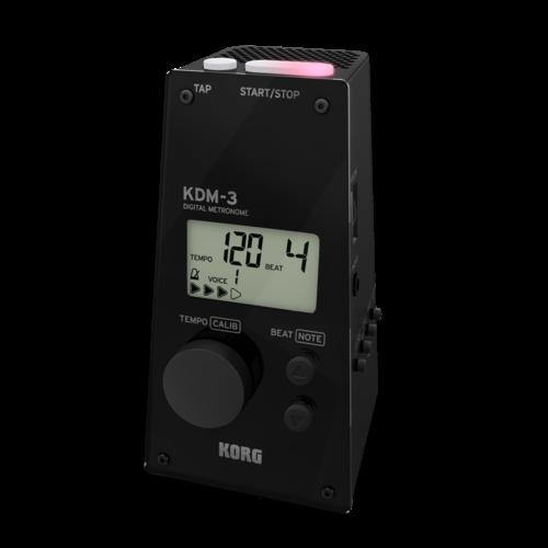 Korg Korg KDM3 Digital Metronome Black