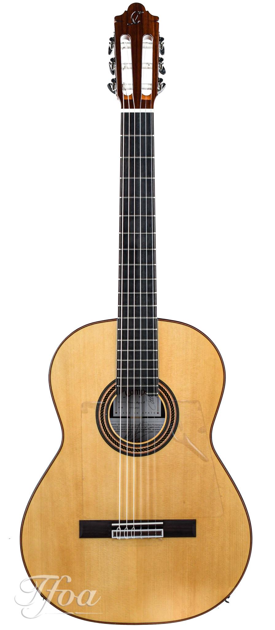 Guitarras Camps Primera Negra A Rosewood