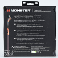 Monster Cable Classic 10 XLR 3m Microphone Cable