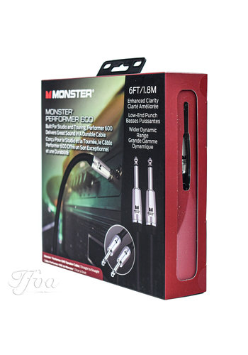 Monster Cable Monster Cable Performer 600  6FT/1.8m Speaker Cable