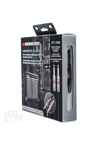 Monster Cable Monster Cable Classic Speaker Cable 3FT/0.9M