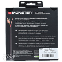 Monster Cable Classic Speaker Cable 3FT/0.9M